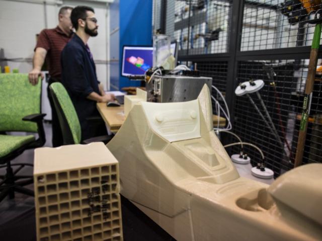 Ford планирует использовать 3D-принтер для серийного производства авто