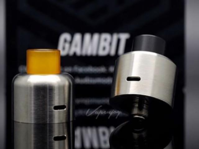 Gambit RDA by KudzuMods – качественная дрипка из Страны восходящего солнца