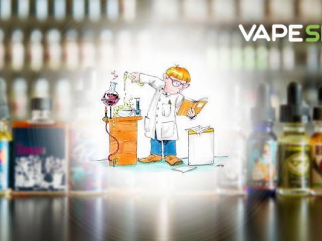Где и как найти лучший рецепт жижи для электронных сигарет?