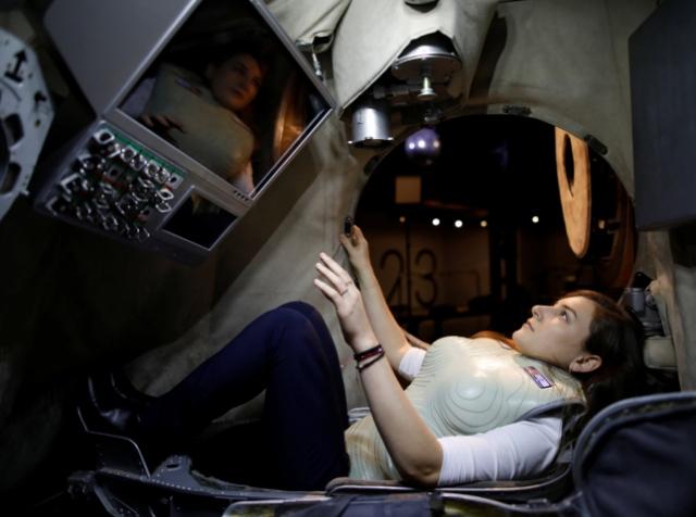 Жилет здатен захистити космонавтів на Марсі від радіації