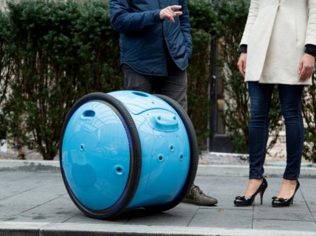 Gita – персональный робот-носильщик