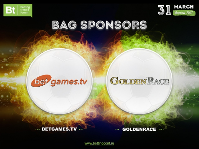 GoldenRace and Betgames.tv will provide sponsorship for Betting Trends Forum