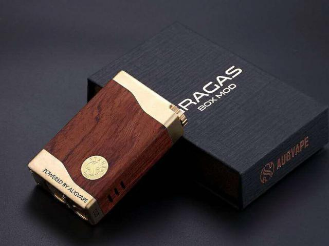 Gragas Box Mod – эксклюзивный бокс от Augvape