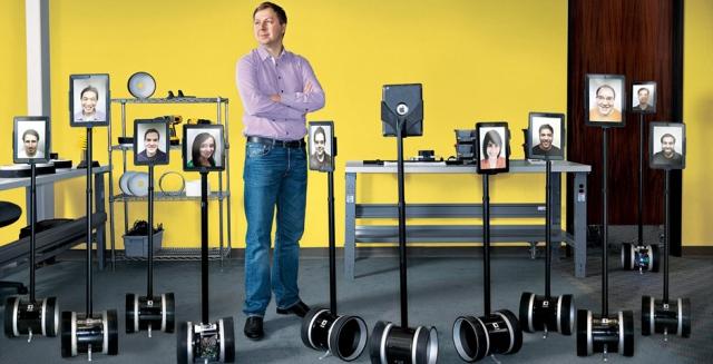 Grishin Robotics решила создать фонд на $100 миллионов, чтобы поддержать развитие робототехники