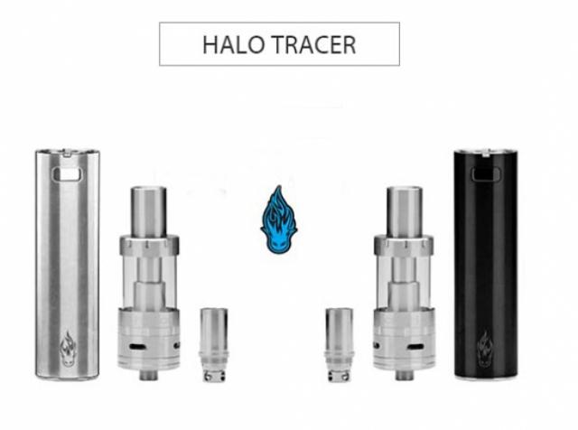 Halo Tracer Mod Kit – сетап с двумя изюминками