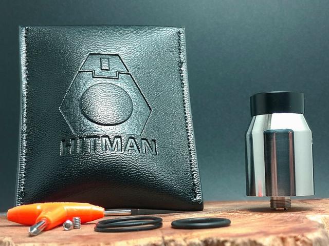 Hitman от Vapjoy: возвращение атомайзеров с одним койлом