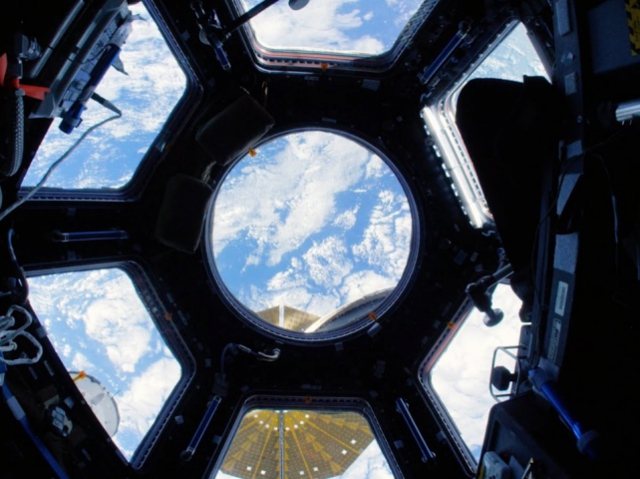 Do you want to see how ISS looks inside? Watch the video from NASA