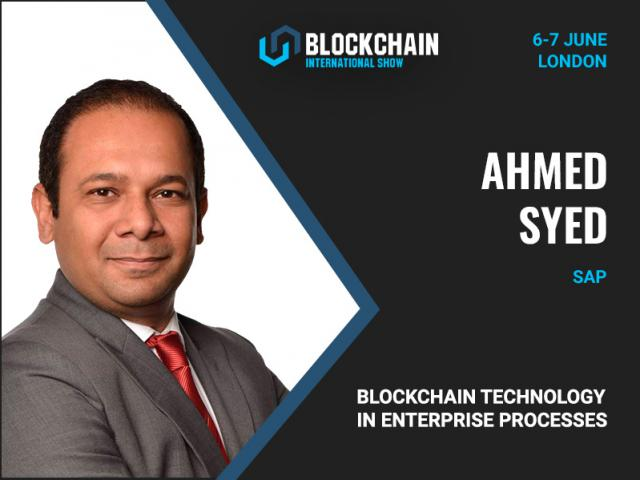 How Do Enterprises Use Blockchain Technology? SAP Innovation House Representative Will Share His Knowledge