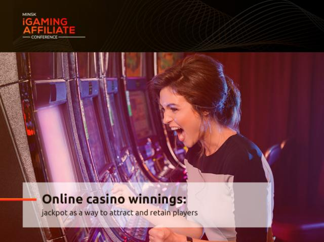 How to attract and retain online casino players using a jackpot