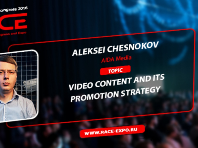 How to make video content work? Find out at RACE!