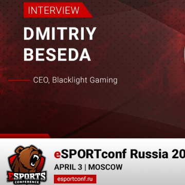 How to receive a digital feedback in three days – in the interview with CEO of Blacklight Gaming Dmitry Beseda