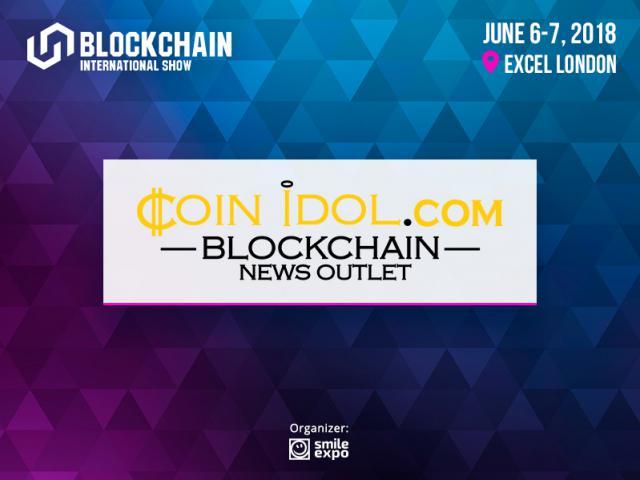 Huge News Corporation Coinidol.com Will Join Blockchain International Show London