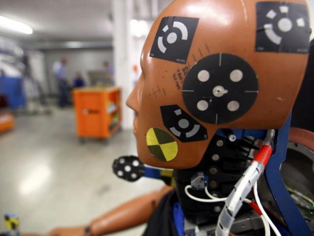 Humanetics создаёт качественные 3D-печатные манекены для краш-тестов