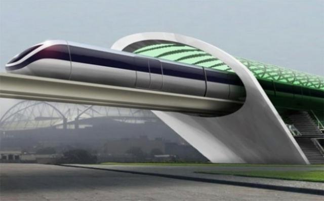 Hyperloop in Russia: is it true?