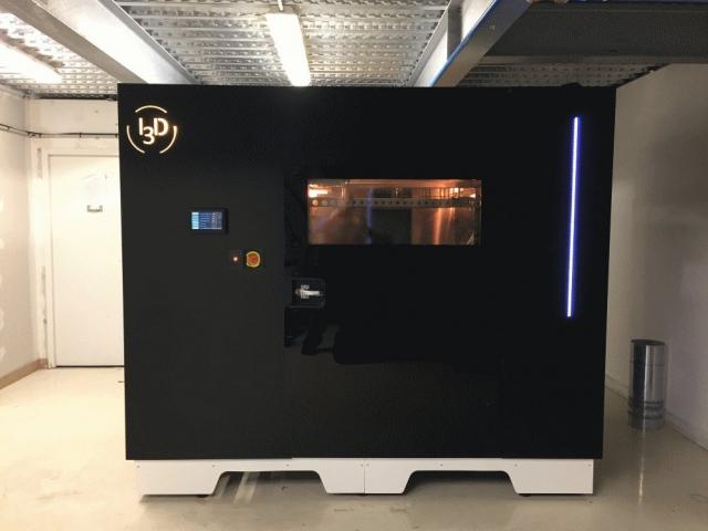 I3D Innovation презентует два промышленных FDM-принтера