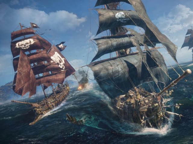 Игры на ПК про корабли: от Sid Meier's Pirates до Maelstrom