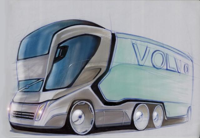 Инновации Volvo Trucks:3D-печать для двигателя!