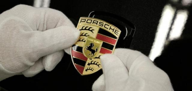 The Internet of Porsche