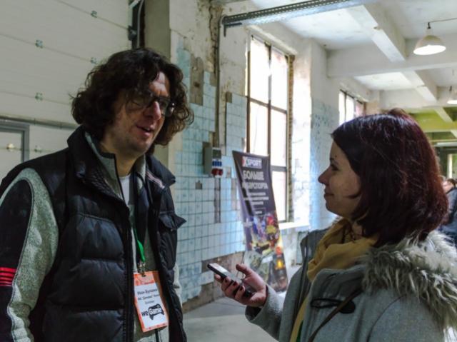 The interview with a representative of eSports Dynamo Kyiv Ivan Bulavka