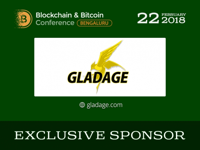 Introducing Blockchain & Bitcoin Conference Bengaluru exclusive sponsor – Glad Age