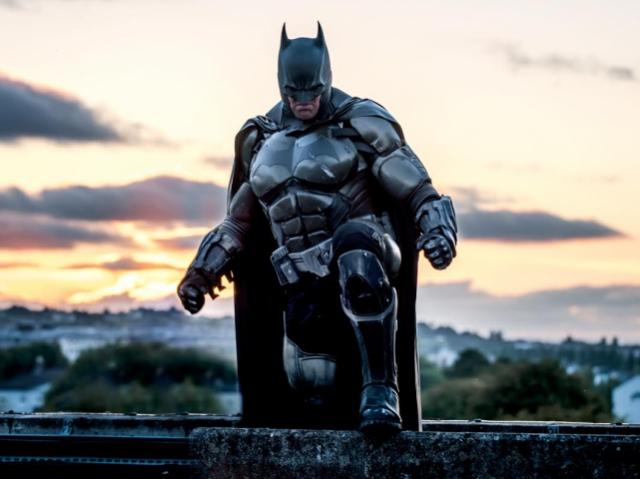 Ирландский дизайнер создал функциональный 3D-печатный костюм Бэтмена