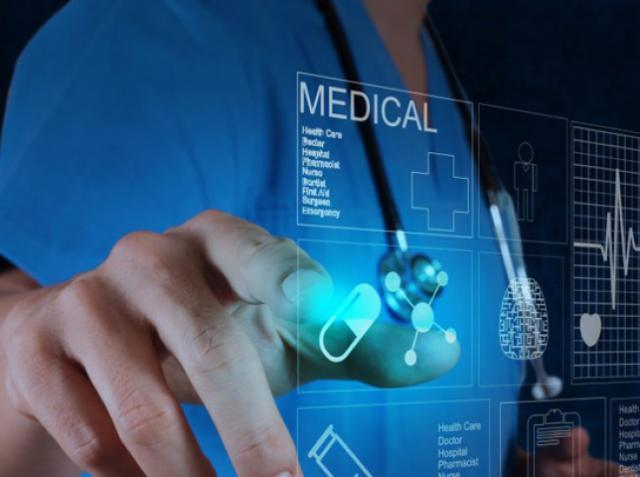 Искусственный интеллект в медицине. Инфографика