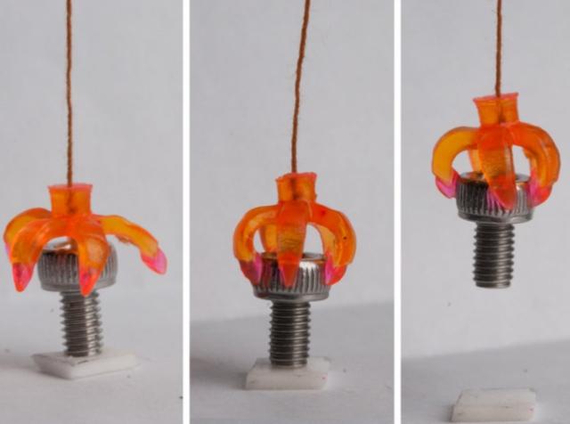 Исследователи MIT научились печатать объекты, запоминающие форму