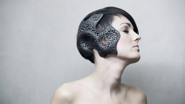 Итальянская студия дизайна MHOX выпускает 3D-печатные экзоскелетные маски для лица