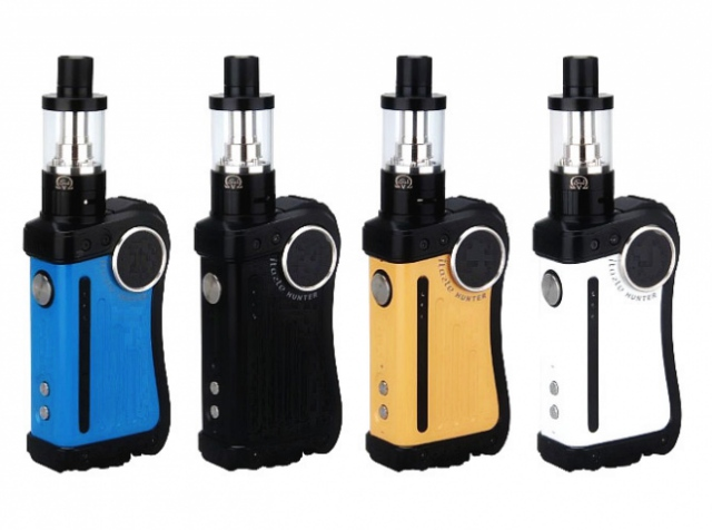 iTaste Hunter by Innokin – an interesting mod with AETHON chip
