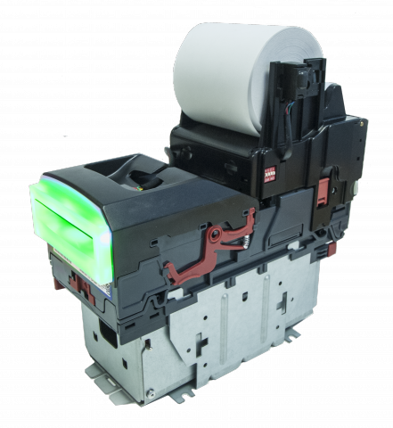 ITL представляет NV12+ - компактный купюроприемник и печатающий модуль в одном