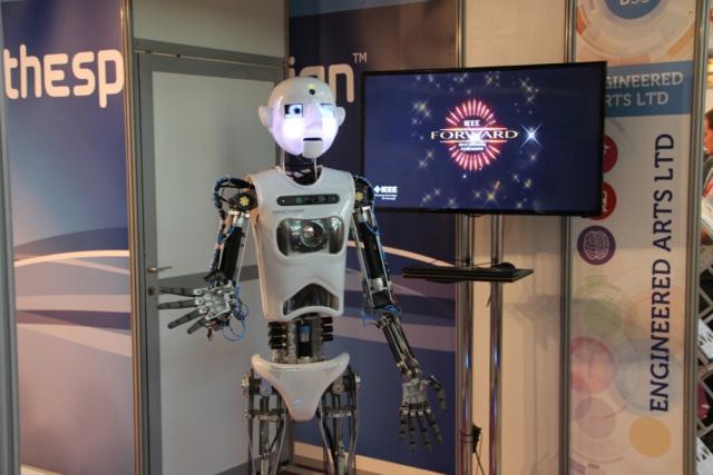 Итоги выставки робототехники во Франции