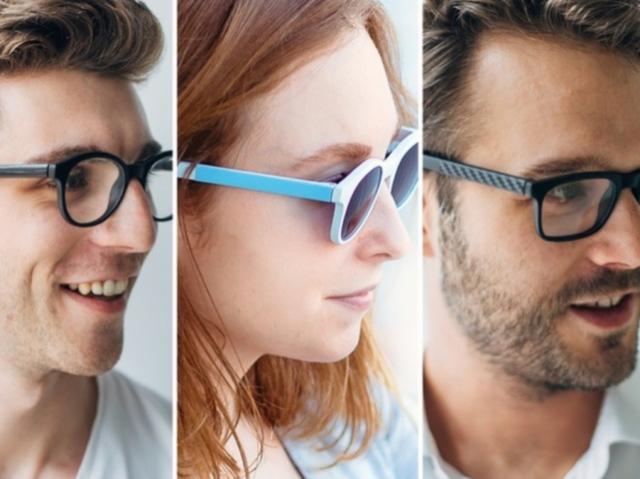 Изобретатель Джейсон Гуэй создал умные 3D-печатные очки