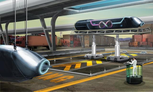Як hyperloop змінить майбутнє