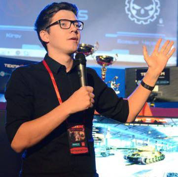 How to organize an eSports tournament: experience of UCC Founder Pavel Shapkin