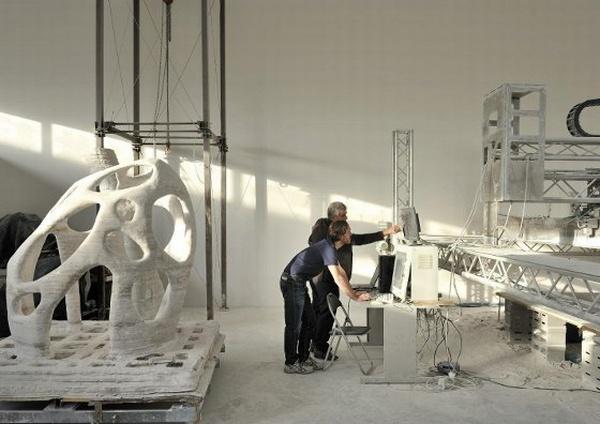 Как «работает» 3D-печать в строительстве и архитектуре?
