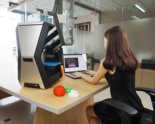 Как работает 3D-принтер: от создания модели к массовому производству