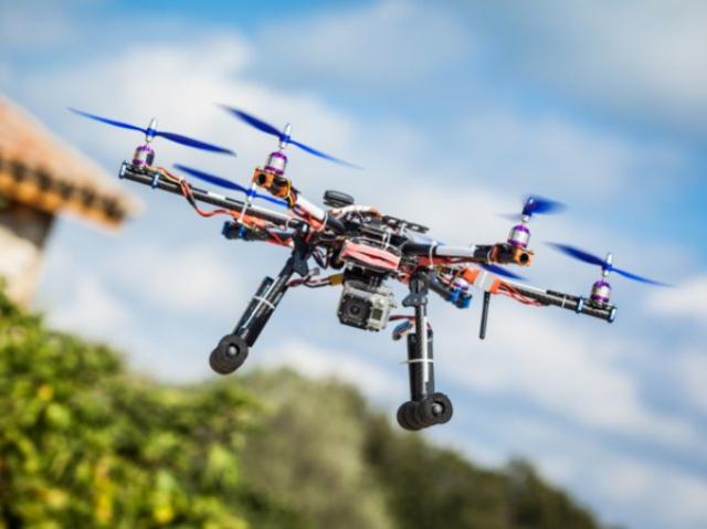 Как сбить дрон: 5 ноу-хау со всего мира
