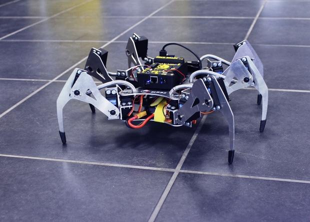 Как Scratch использовали для управления роботами