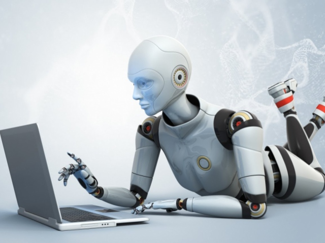 Каким образом роботы общаются друг с другом?