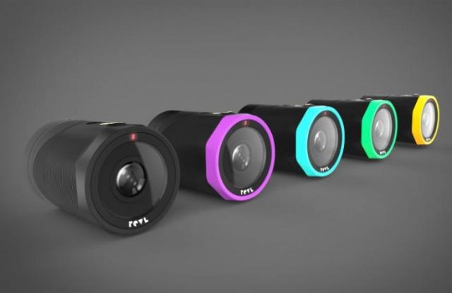 Камера, которая умеет следить за горизонтом