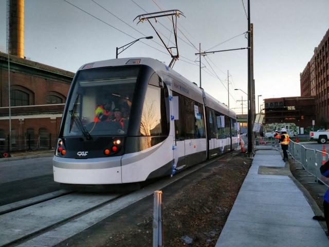 Канзас-Сіті cтав розумним містом, запустивши один трамвай з Wi-Fi