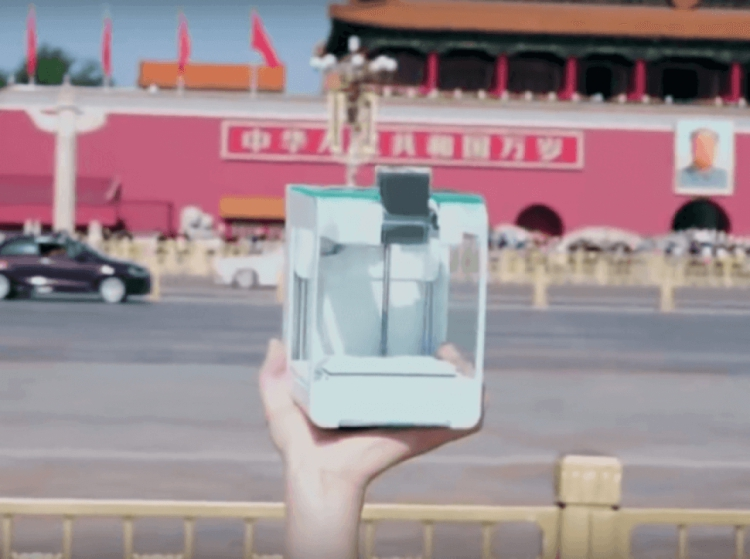 Карманный 3D-принтер от PocketMaker можно приобрести за $79