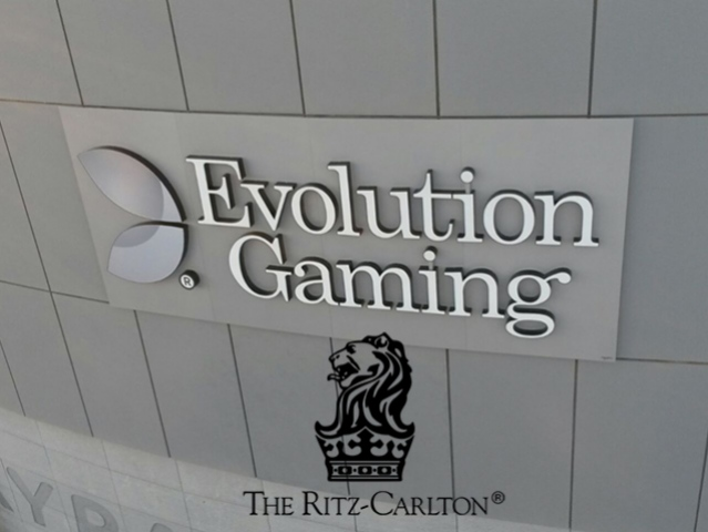 Казино The Ritz Club с помощью Evolution Gaming выйдет в онлайн