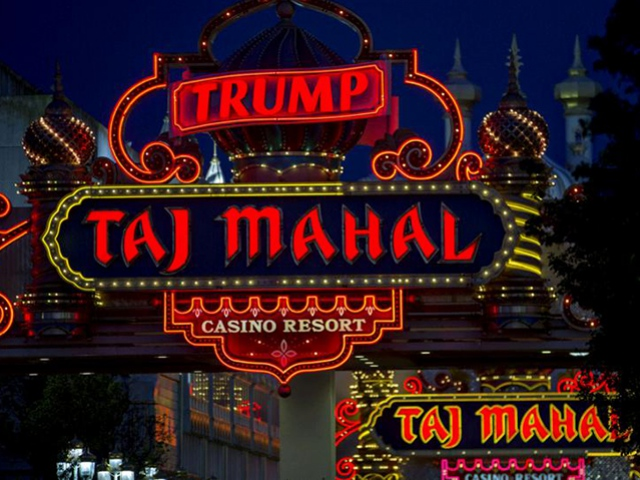 Казино Trump Taj Mahal закроется 10 октября