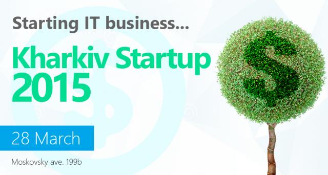Kharkiv Startup 2015
