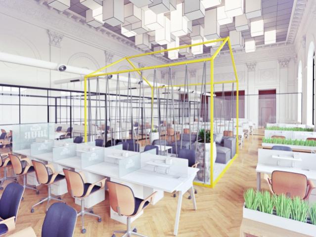 Киевский горсовет собирается открыть грандиозный центр инноваций iHub