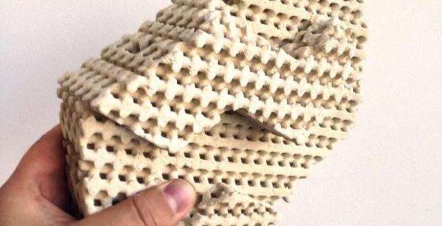 Кирпичи, напечатанные с помощью 3D-принтера, могут охладить дом вместо кондиционера