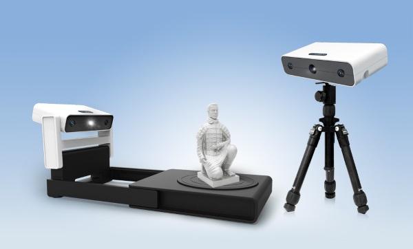 Китайская компания SHINING 3D выпустила недорогой настольный 3D-сканер EinScan-S