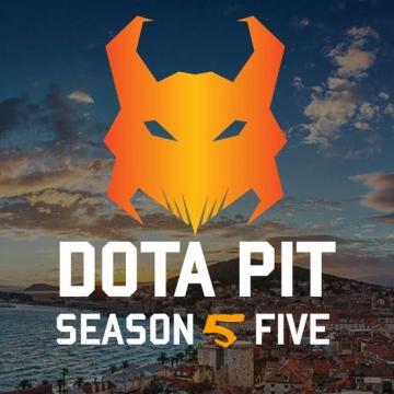 Evil Geniuses club is a winner of Dota Pit League Season 5