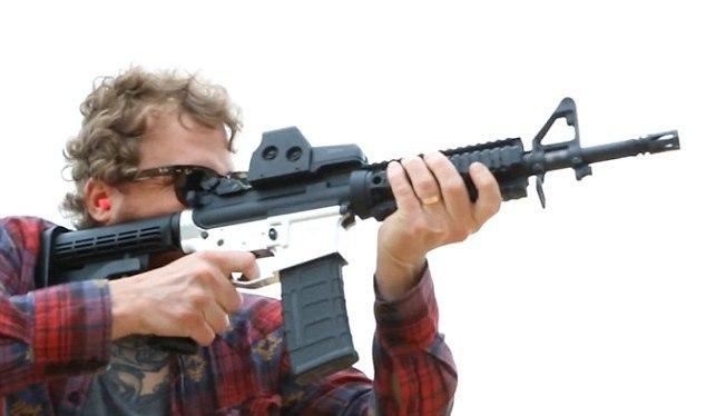 Коди Уилсон выложит в сеть модели оружия для 3D-принтера